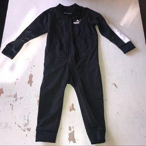 PUMA Long Sleeve Zipper Suit